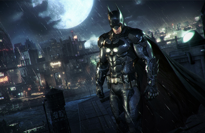 "Batman: Arkham Knight – Gameplay de ""Time To Go To War"""