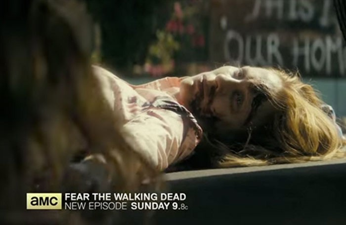 Novo Teaser de Fear The Walking Dead