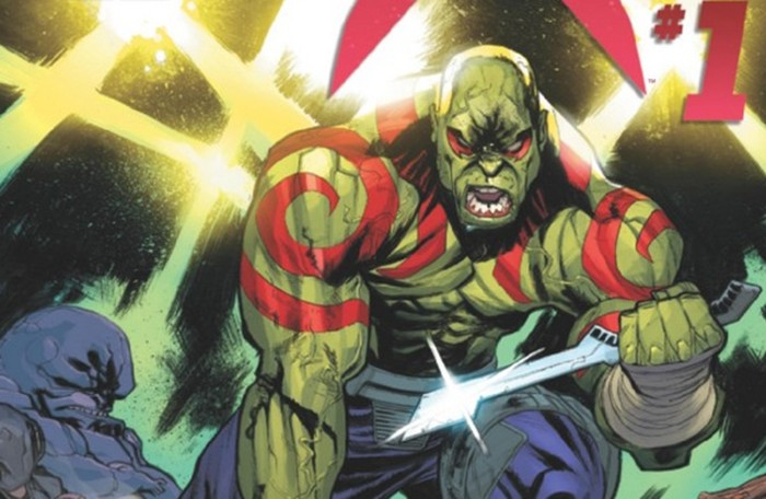 Drax #1: Preview Exclusivo da Nova Revista da Marvel