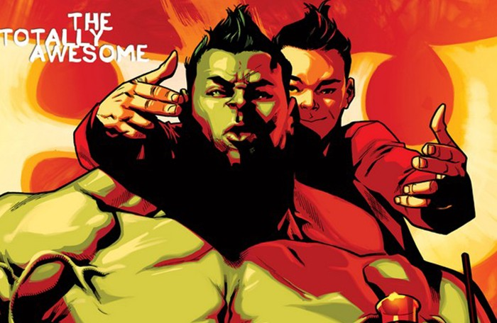 The Totally Awesome Hulk: Detalhes Sobre a Nova Revista