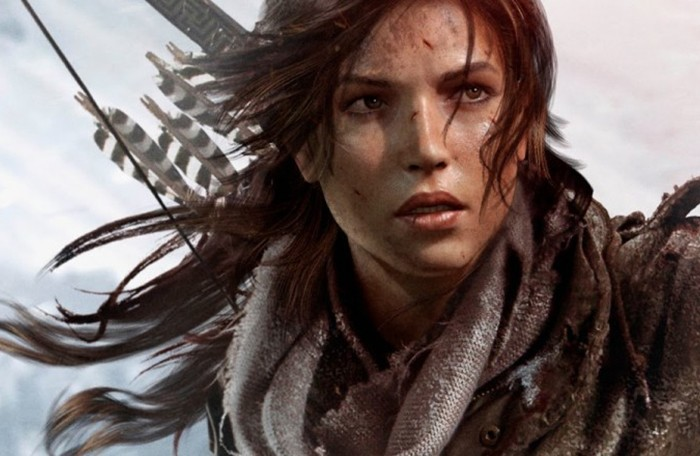 "Rise of the de Tomb Raider: Vídeo de ""Woman Vs. Wild"""