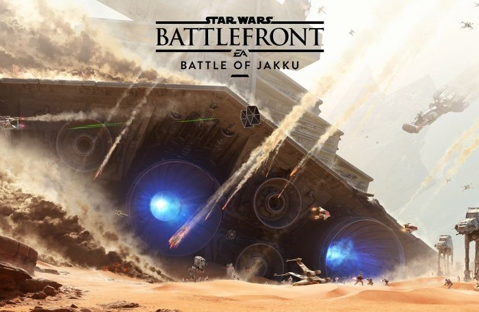 Star Wars Battlefront: Assista o Gameplay da Batalha de Jakku