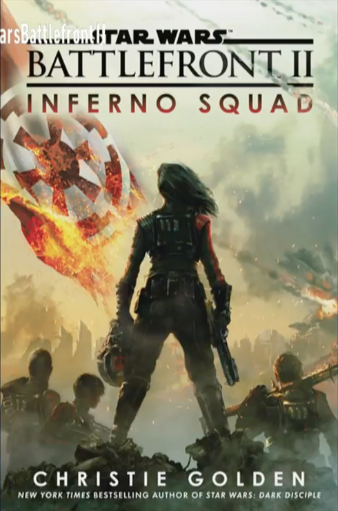 Star Wars - Battlefront II - Inferno Squad