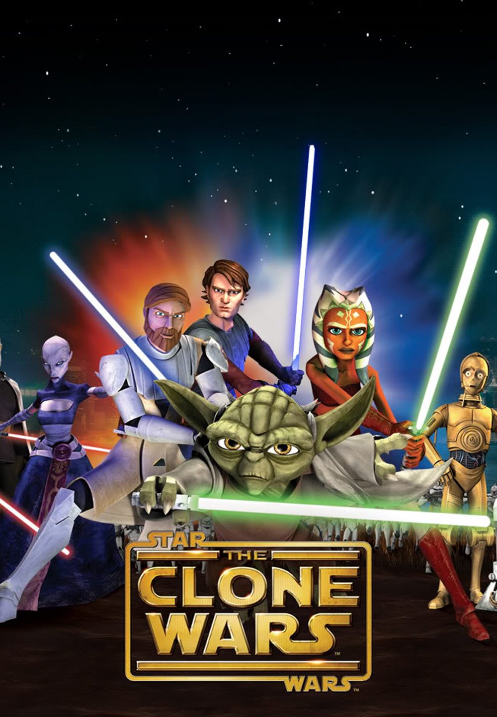Star Wars - The Clone Wars (Serie)
