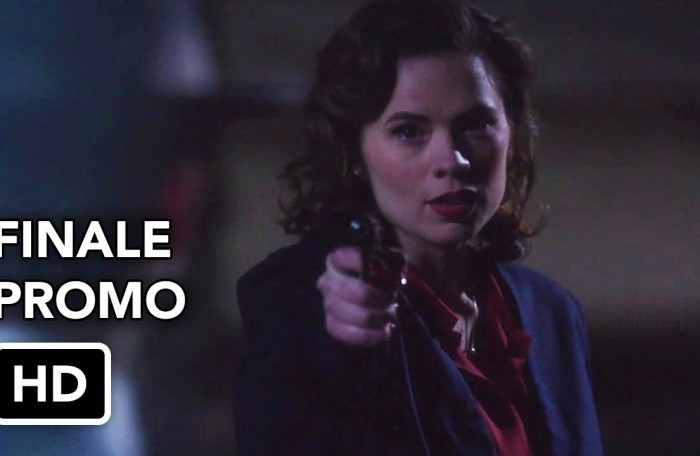 Agent Carter | Final Hollywoodiano 'Último Episódio da 2º Temporada'