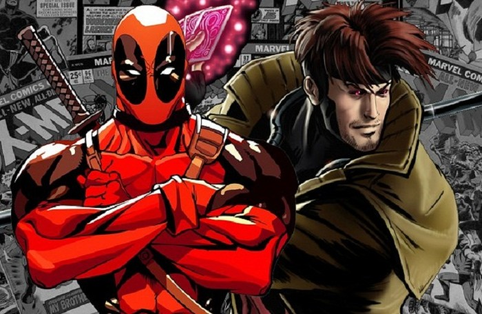 Gambit vs Deadpool é Anunciado Pela Marvel