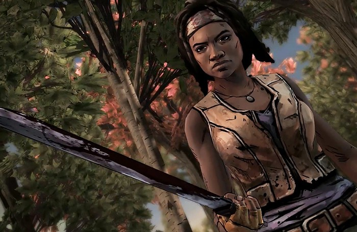 The Walking Dead: Michonne | Assista o Gameplay do Novo Jogo