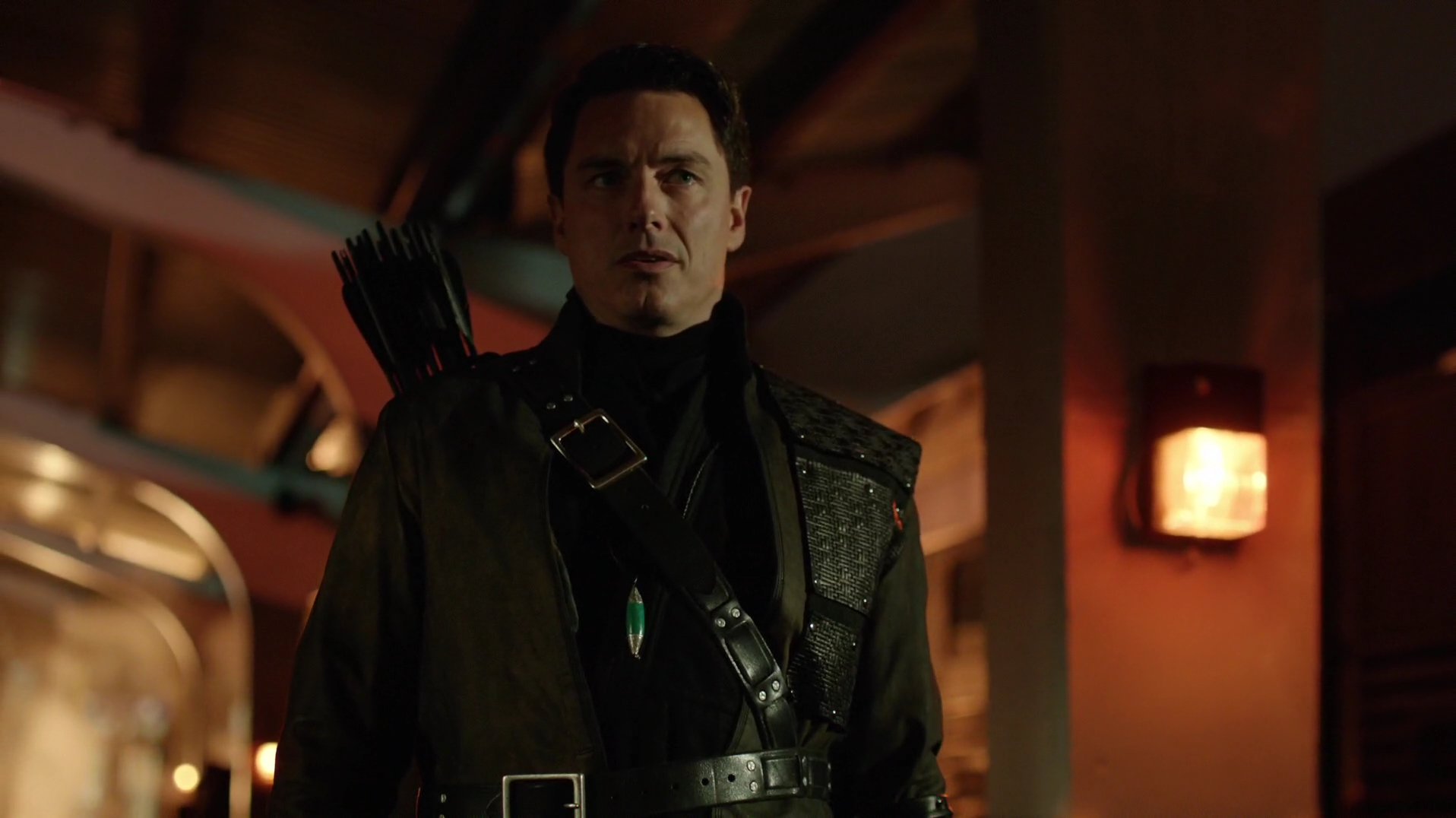 Arrow - Malcolm Merlyn