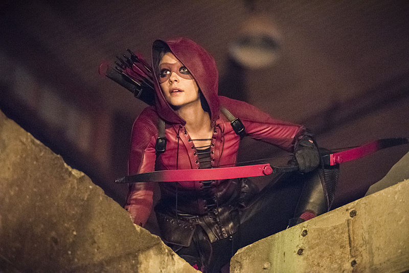 Arrow - Thea Queen