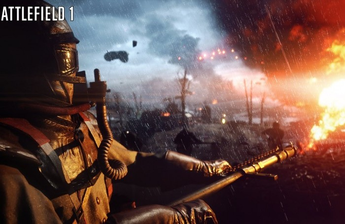 Battlefield 1 | Game é Anunciado e Disponibilizado o Trailer