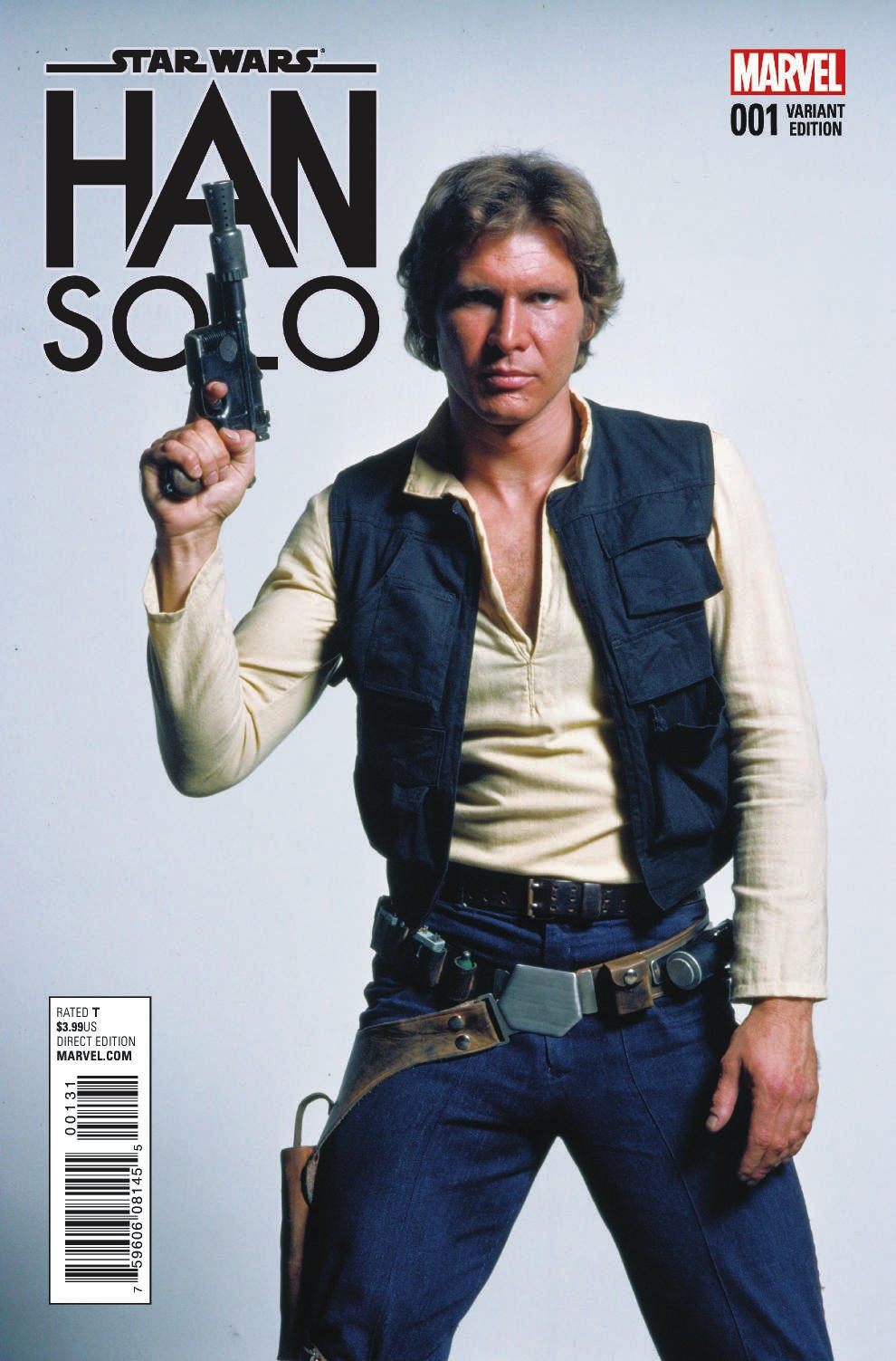Marvel - Star Wars - Han Solo #01