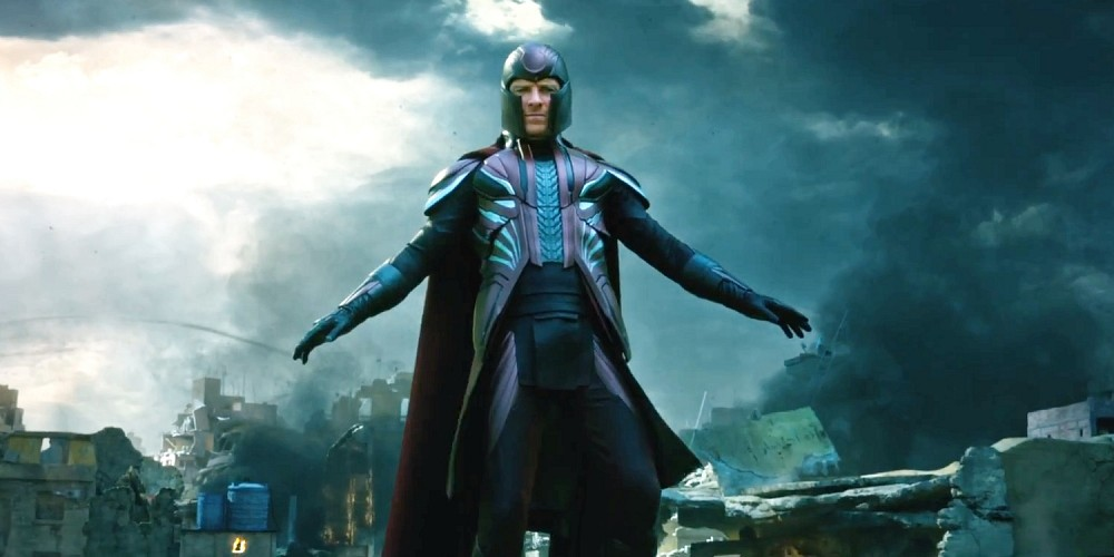 X-Men - Apocalipse - Magneto