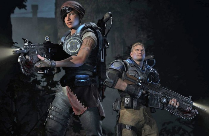 Gears of War 4 | Assista 6 Minutos do Gameplay [E3 2016]