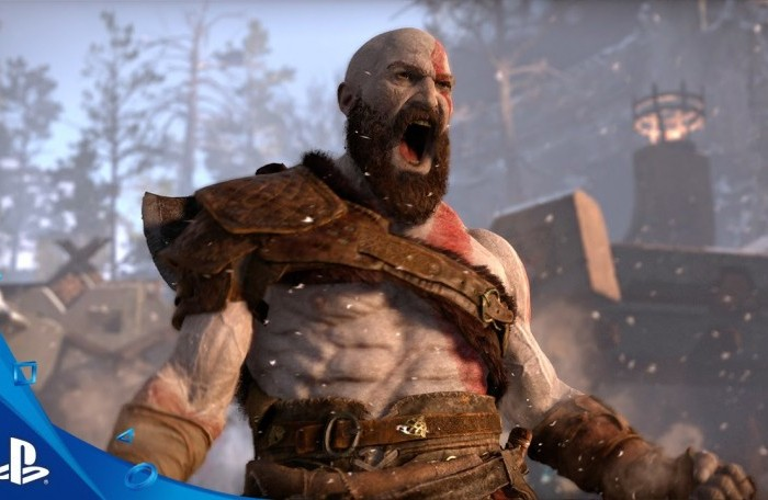 God Of War E A Lenda de Thamur