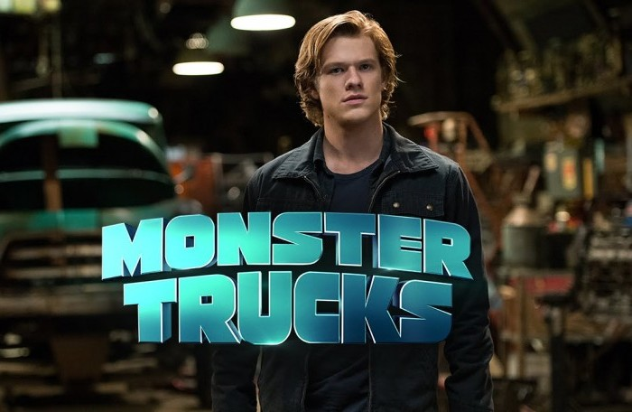 Monster Trucks | Liberado Trailer do Novo Filme da Paramount