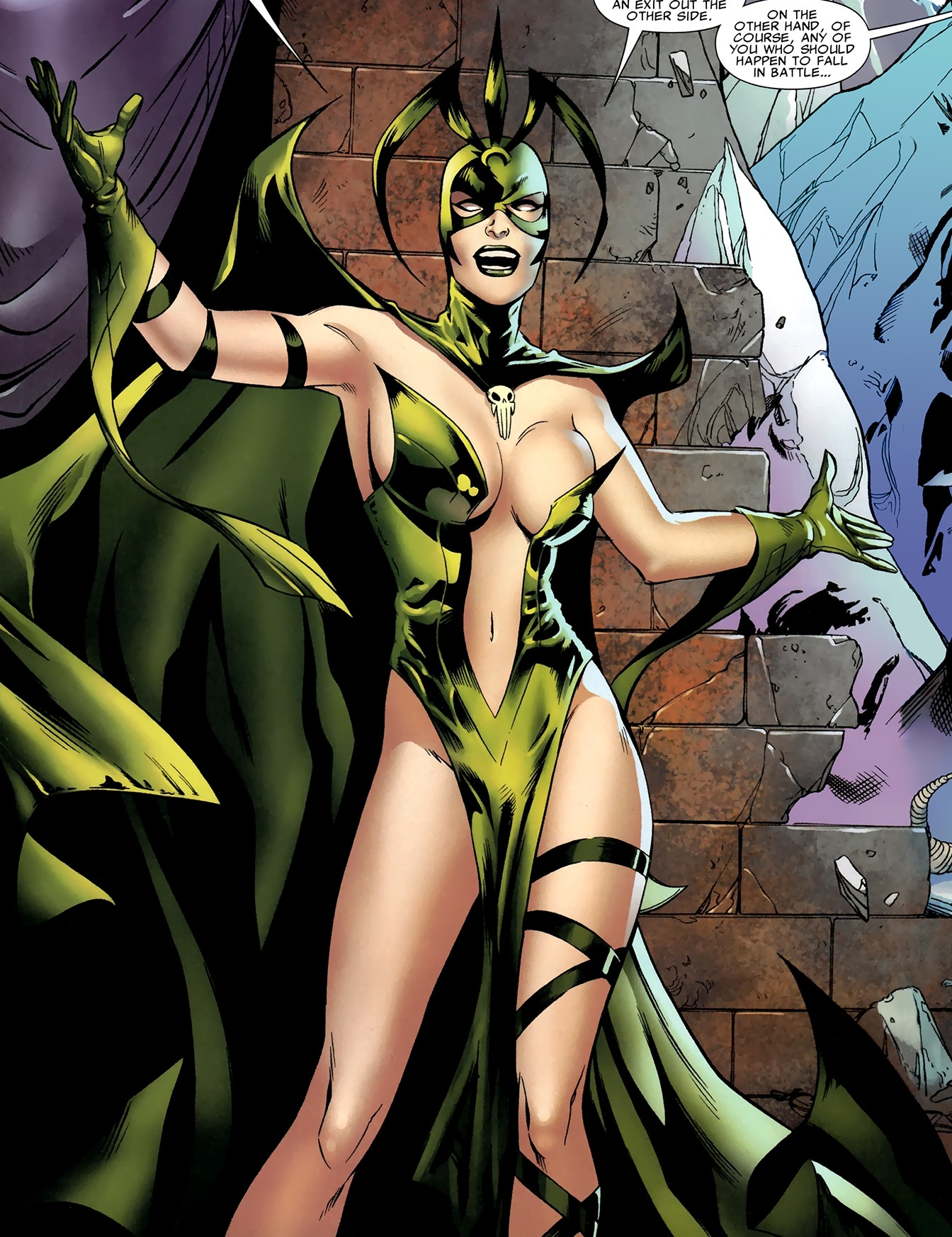 Hela - Marvel Comics