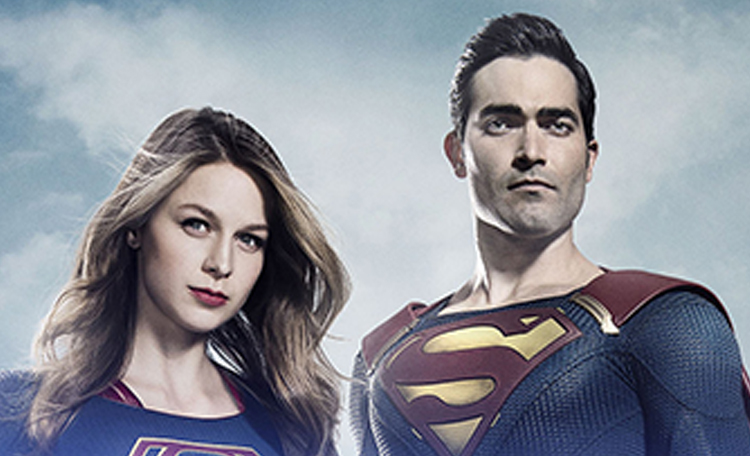 Superman - Tyler Hoechlin - Supergirl - DC Comics