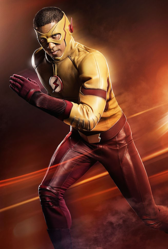 The Flash - Wally West