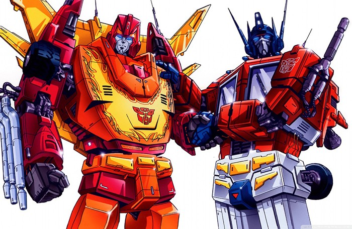 Transformers: O Último Cavaleiro | Confirmada a Presença do Autobot Hot Rod
