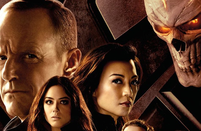 Agents of SHIELD | Pôster da Nova Temporada Com Ghost Rider