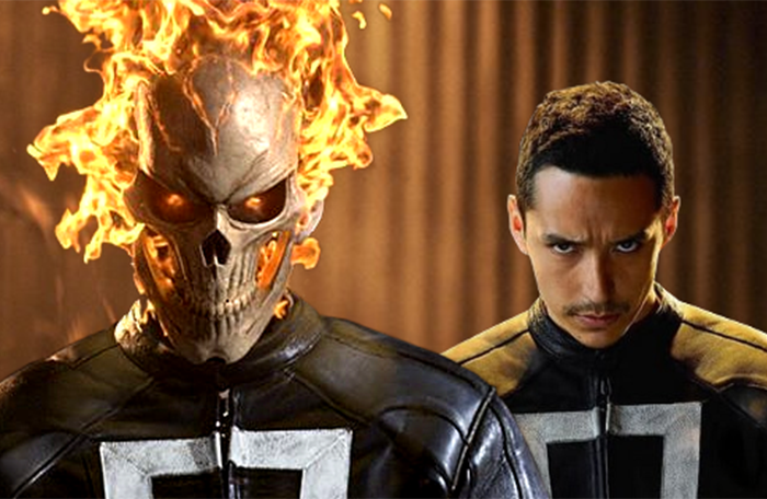Agents of SHIELD | Teaser Mostra Combate Entre Quake e o Ghost Rider