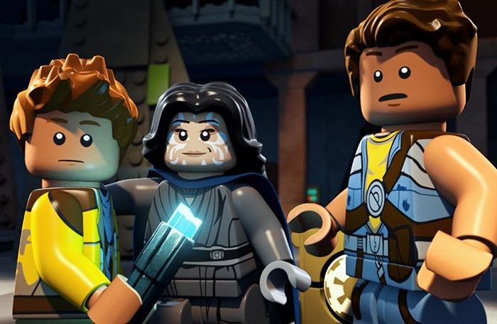 Lego Star Wars: The Freemakers Adventures | Blu-Ray e DVD da 1ª Temporada