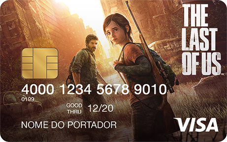 PS Card - The Last of Us