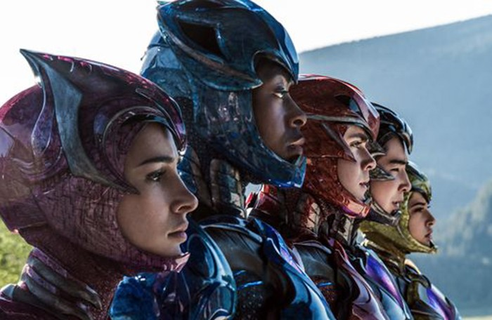 Power Rangers | Assista o Primeiro Trailer do Novo Filme