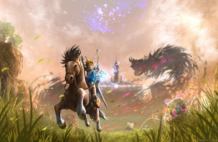 The Legend of Zelda: Breath of The Wild | Tem Novo Teaser Disponibilizado