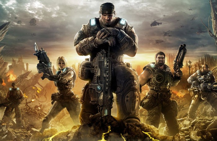 Gears of War | Confirmada Adaptação Cinematográfica do Game