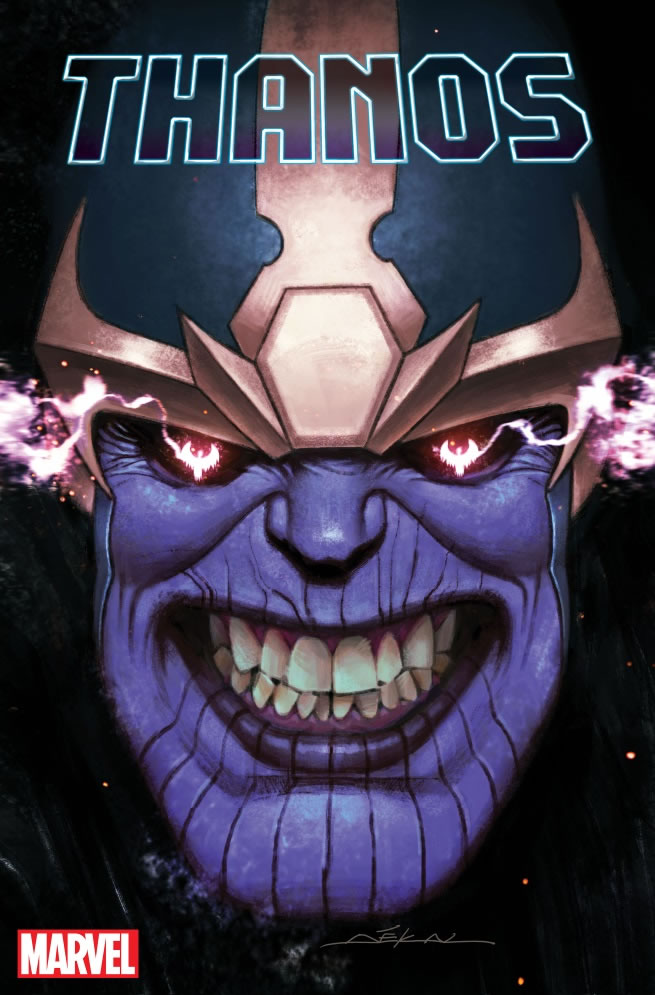 Thanos - Marvel Comics