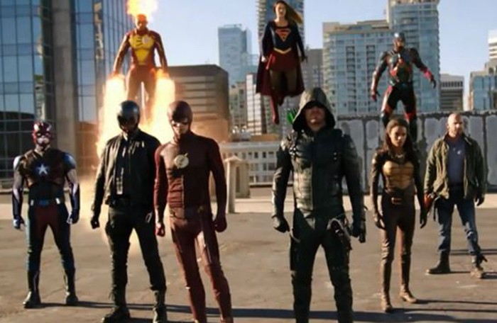 The Flash, Supergirl, Arrow e Legends of Tomorrow em trailer estendido!