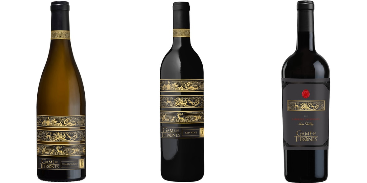 Game of Thrones - Seven Kingdom Wines