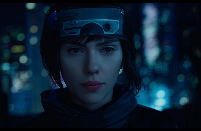 Vigilante do Amanhã | Assista o primeiro trailer oficial de Ghost in the Shell!
