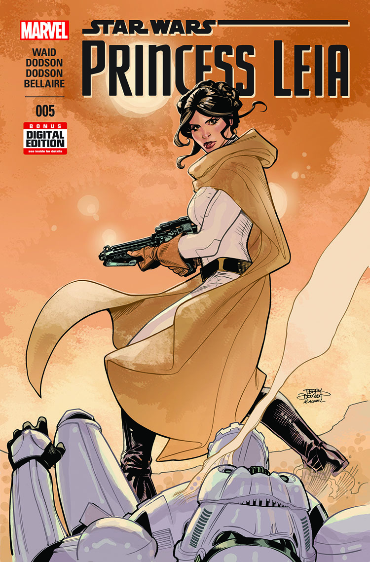 Star Wars: Princesa Leia - Marvel Comics