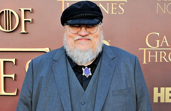 Game of Thrones | George R.R. Martin revelou que Winds of Winter pode sair ainda este ano