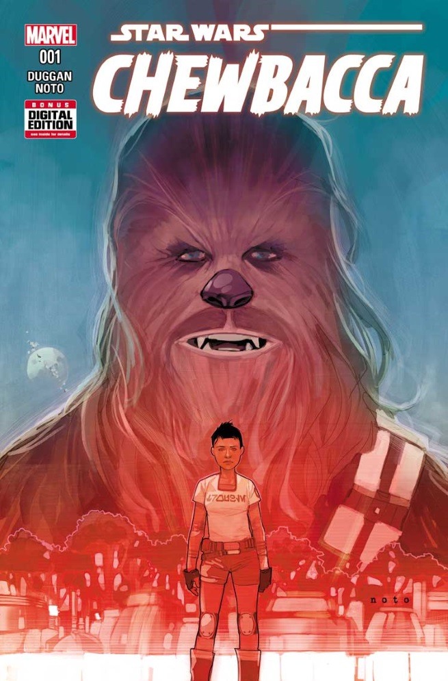 Star Wars - Chewbacca - Parte I - Marvel Comics