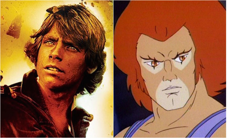 Luke Skywalker - Lion-O