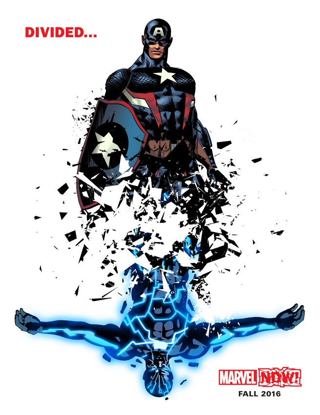 Marvel - Divided We Stand